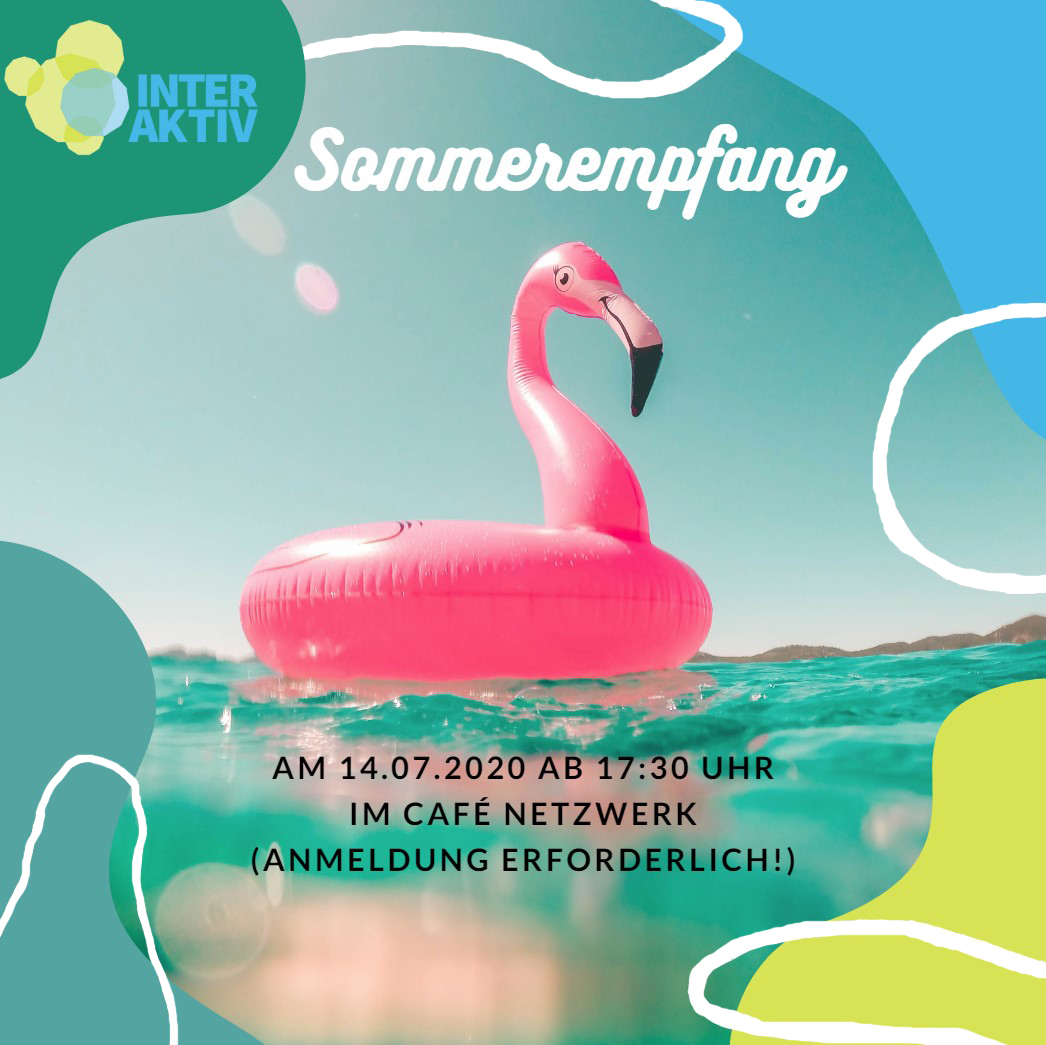 Flyer Sommerempfang