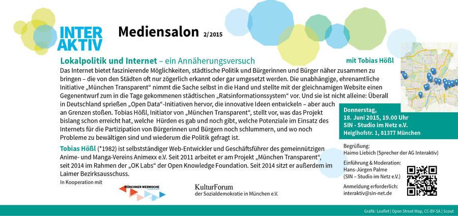 Mediensalon Hößl